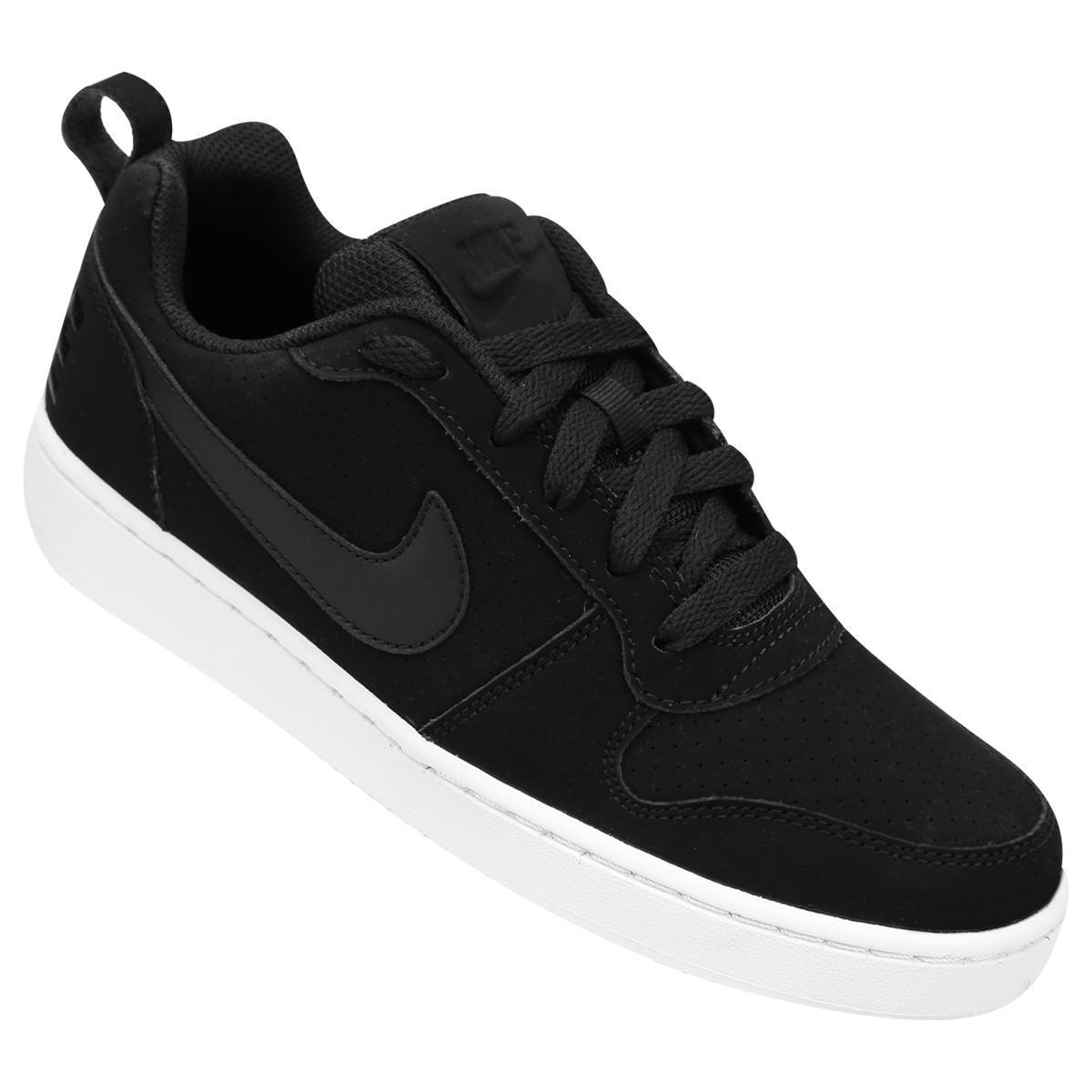 T 234 Nis Couro Nike Recreation Low Feminino Compre Agora
