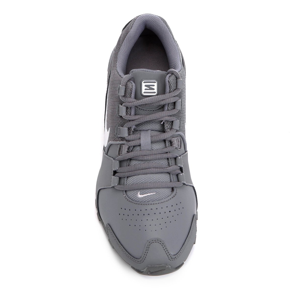 Nike LTR Couro Nike Avenue Avenue Cinza Masculino Shox Shox Tênis Couro Tênis xXqY1g1z