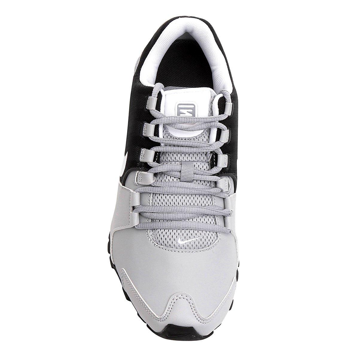 ba9ca89b7b Tênis Couro Nike Shox Avenue LTR Masculino - Compre Agora Netshoes  d6b6c5a7e6a863 ...