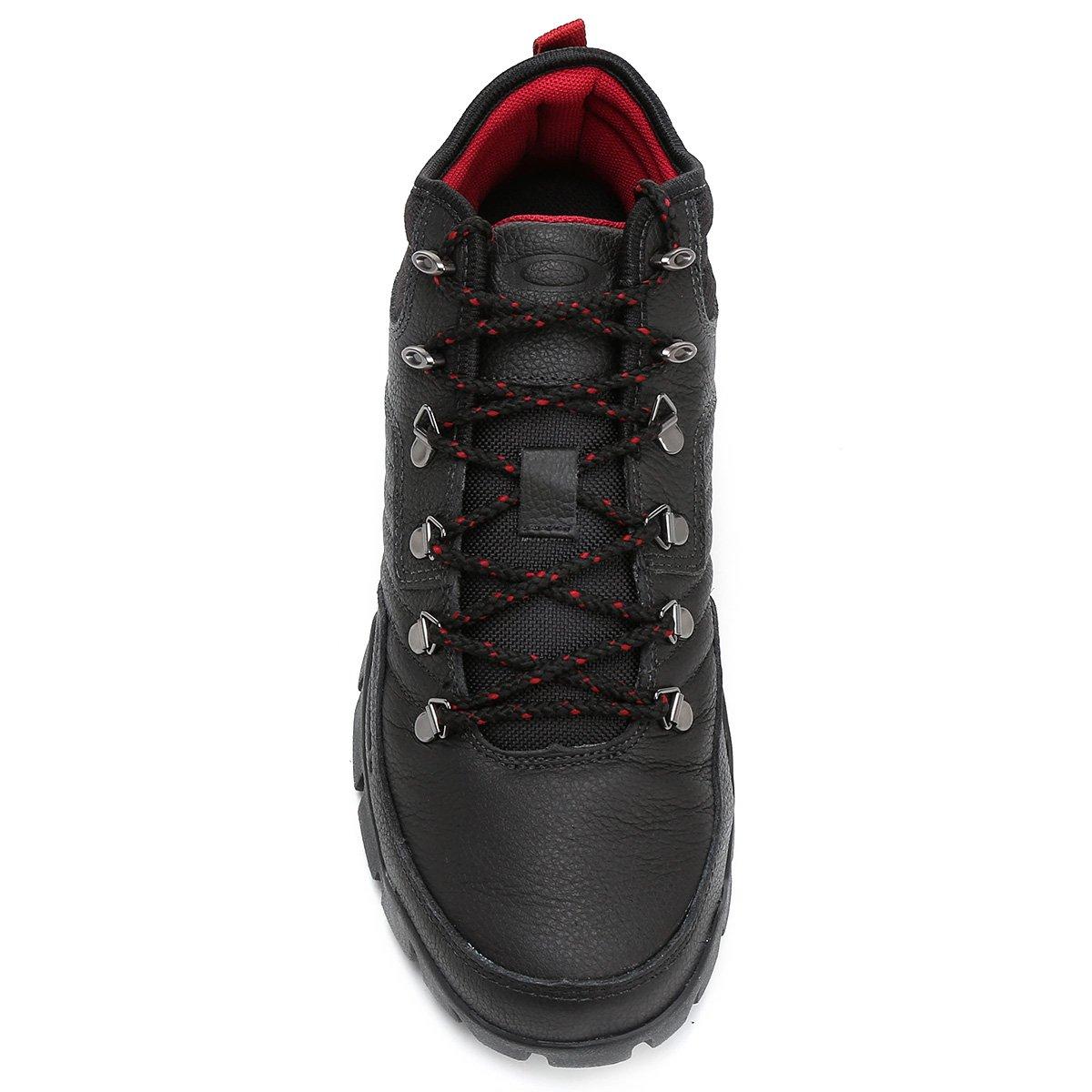 2fc1cd2f602bc Tênis Couro Oakley Beckon Masculino - Compre Agora   Netshoes