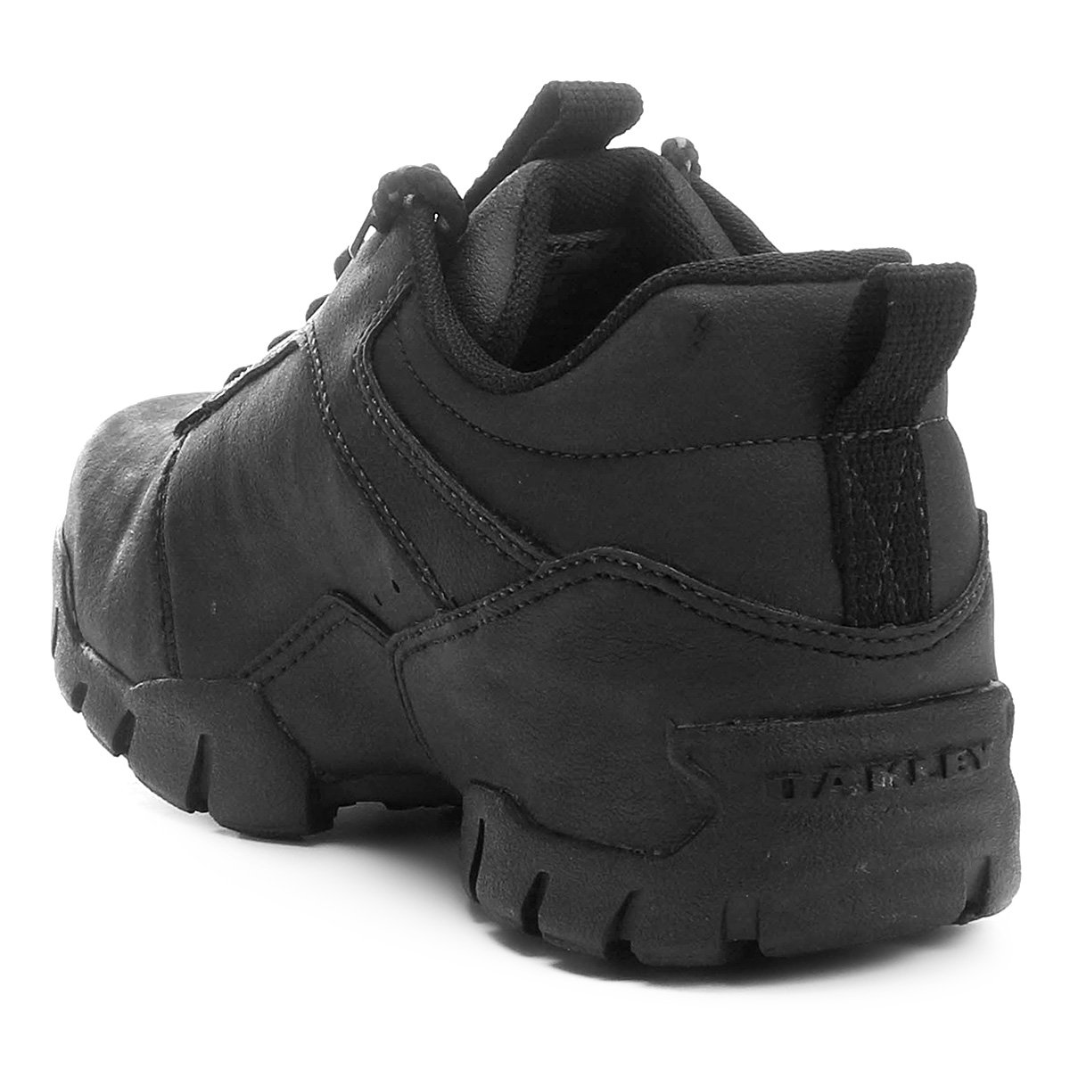 cadc4d6e94b5a Tênis Couro Oakley Enduro Masculino - Preto - Compre Agora   Netshoes