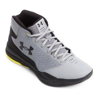 Tênis Couro Under Armour Jet 2017 Masculino