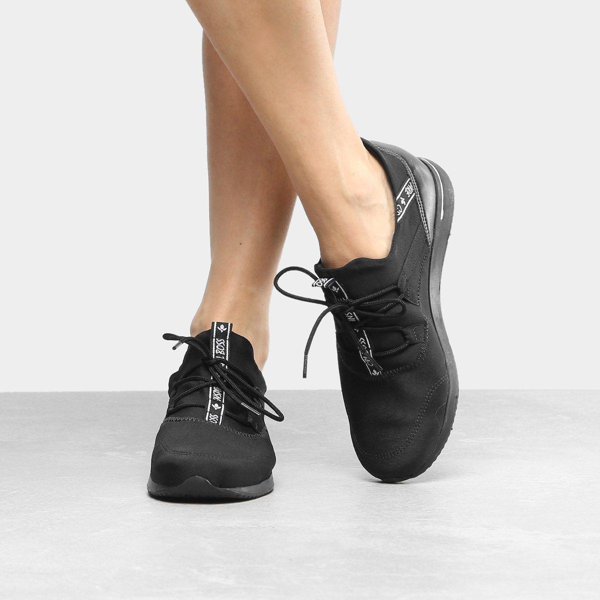 5e044dd4b84 Tênis Cravo   Canela Jogging Strech Feminino - Compre Agora