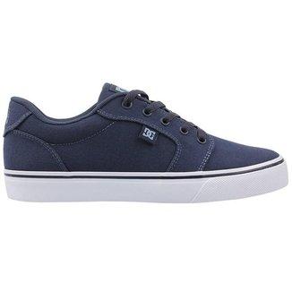 Tênis DC Shoes Anvil TX LA Blue Black Special Edi