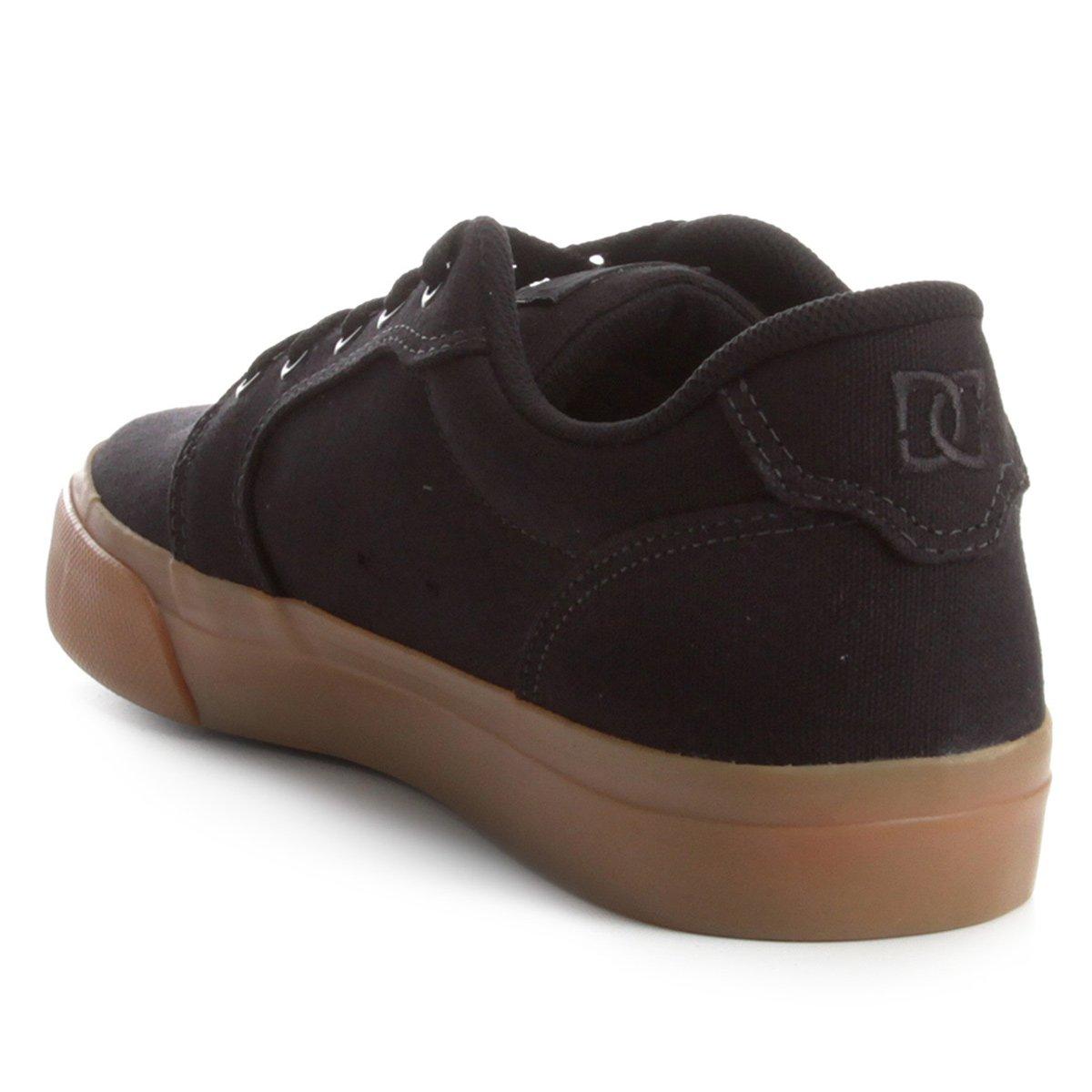 7a79c11d71 Tênis Dc Shoes Anvil Tx La Masculino - Preto - Compre Agora