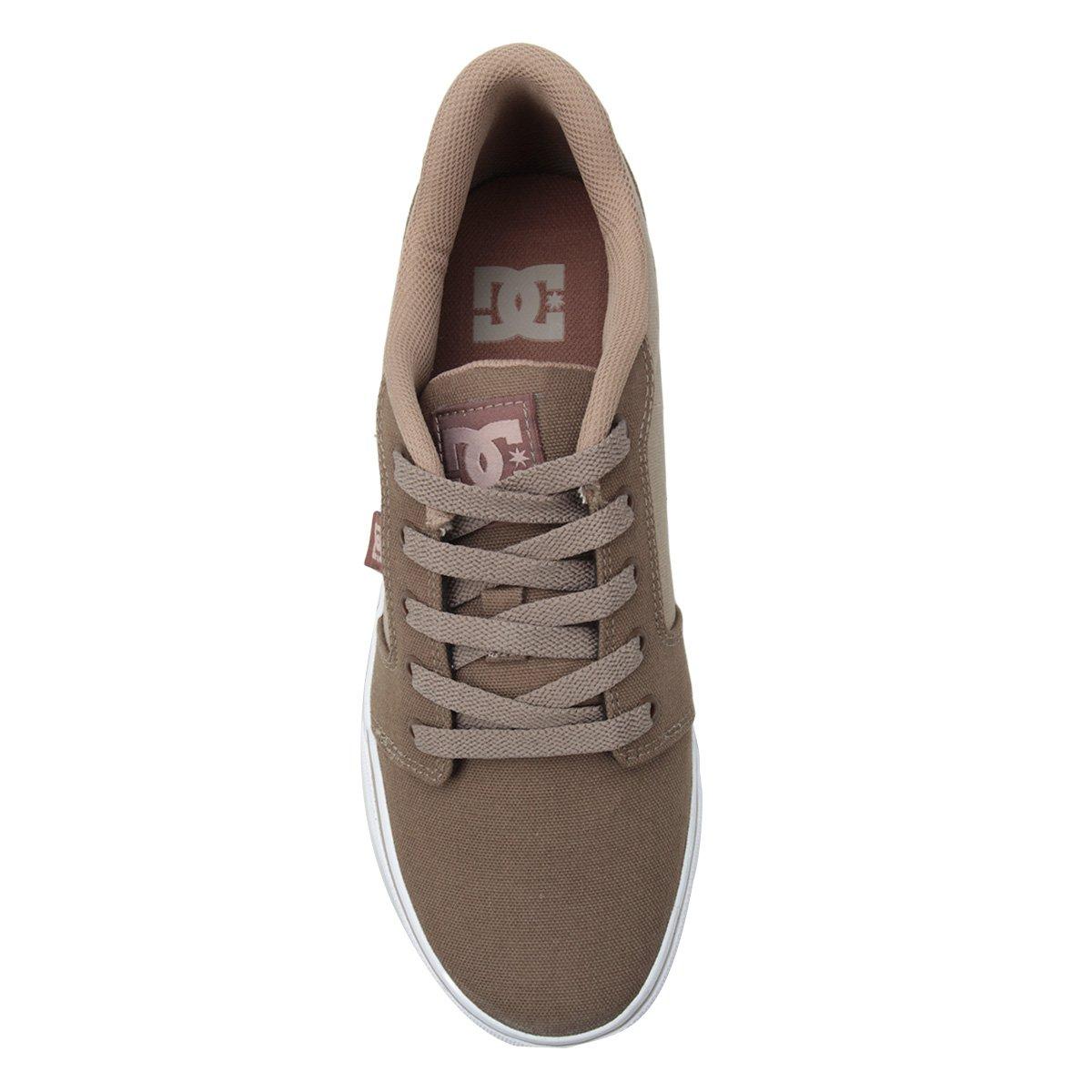 0139f8494d Tênis Dc Shoes Anvil Tx La Masculino - Marrom - Compre Agora