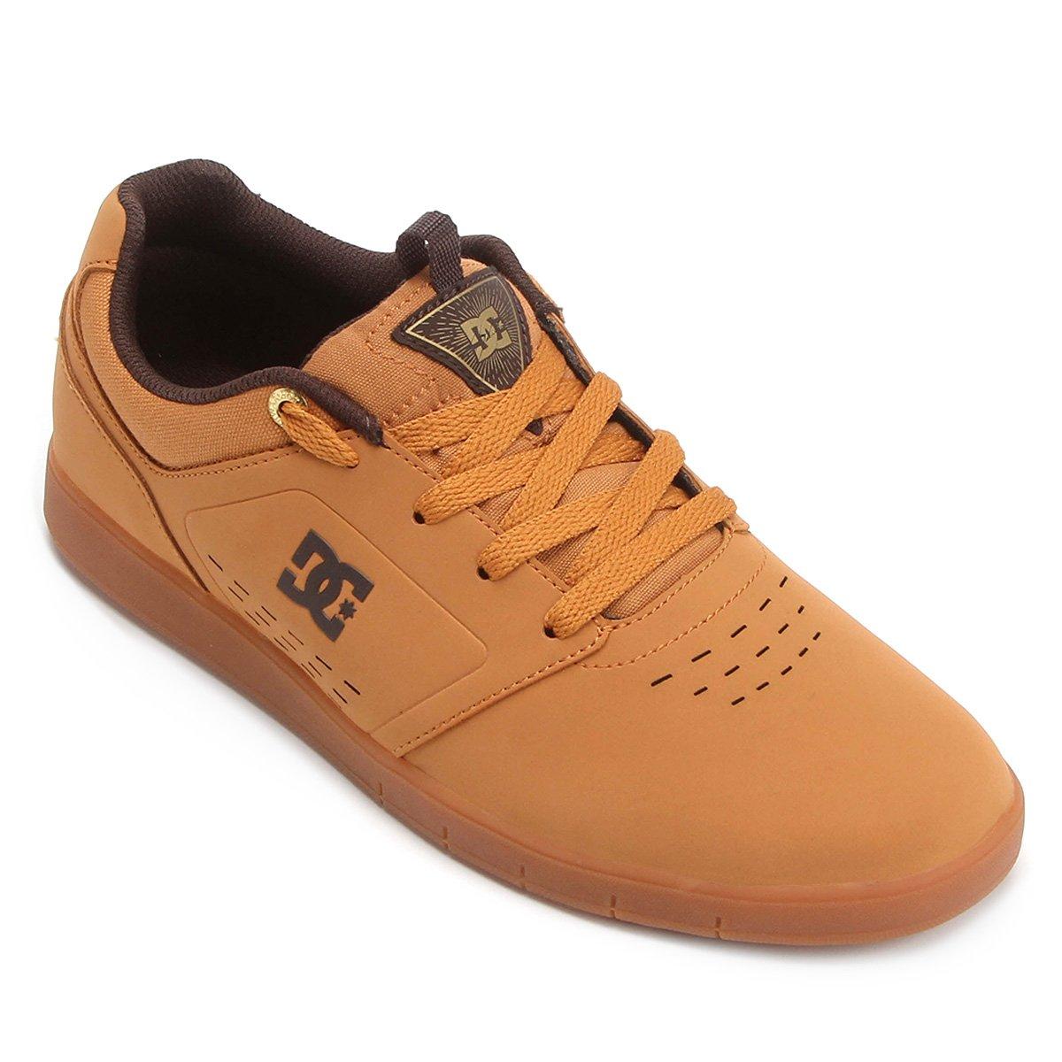 ac78385e51 DC Signature Tênis Tênis Masculino DC Caramelo Shoes Cole aq8wngXwE ...