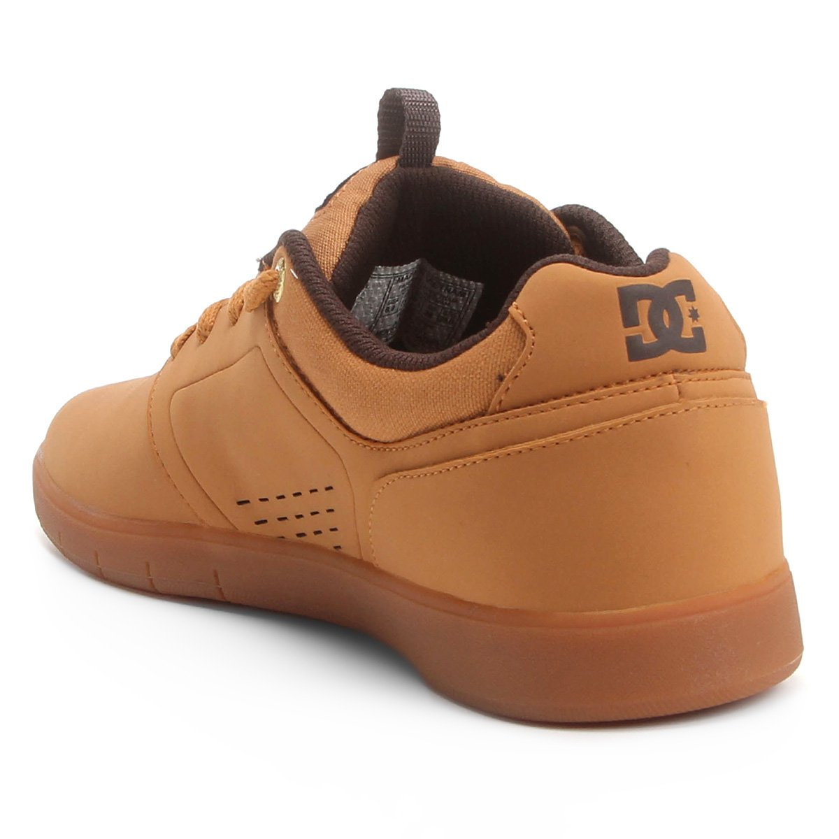 1c8a2bb8ed ... Tênis Caramelo Shoes Tênis DC DC Masculino Cole Signature 5WqFHH0nwR ...