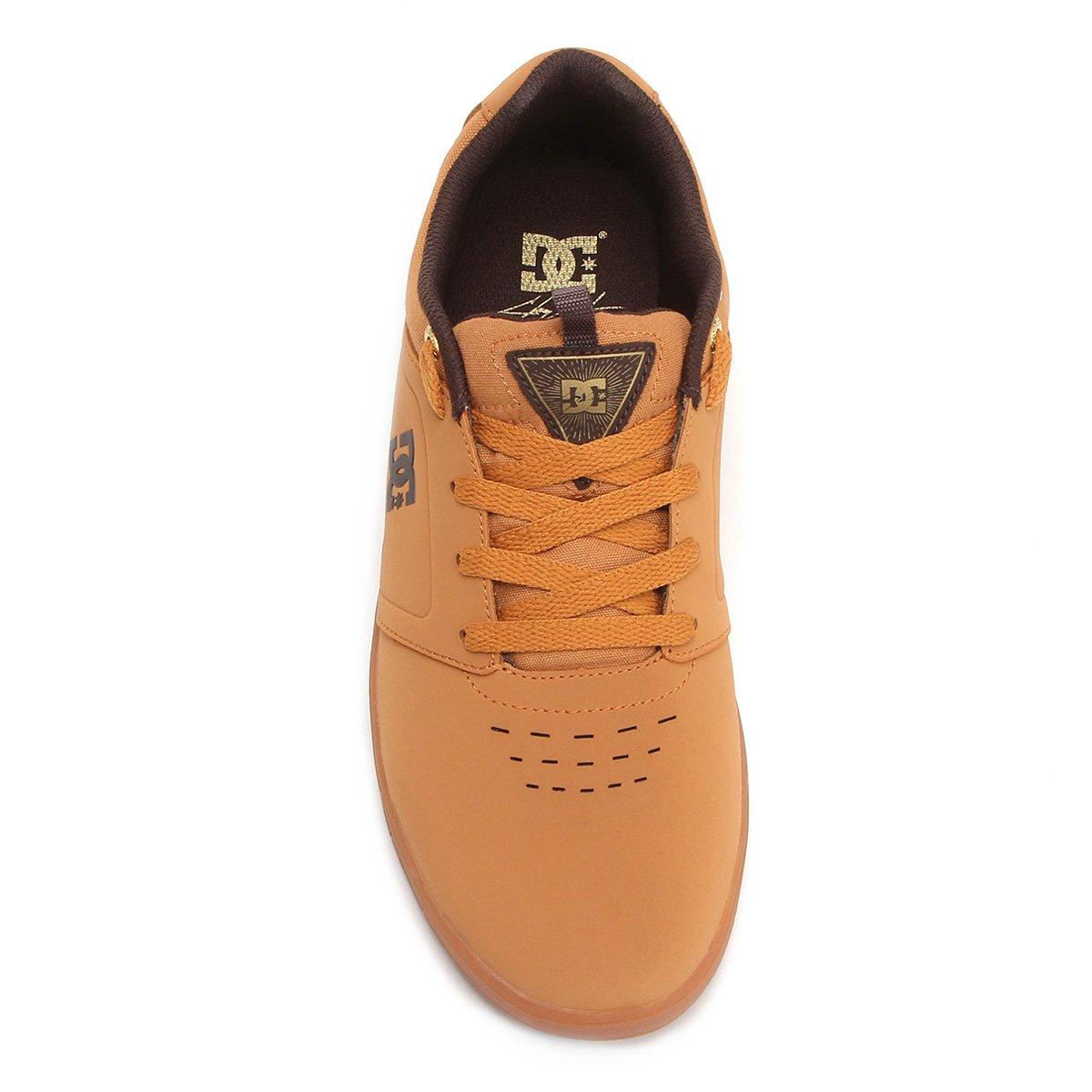 c06d95f32a Tênis Caramelo Shoes Tênis DC DC Masculino Cole Signature 5WqFHH0nwR ...
