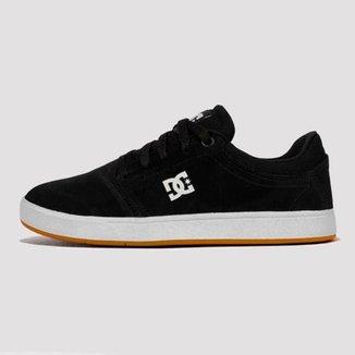 Tênis DC Shoes Crisis Black/ White/ Gum