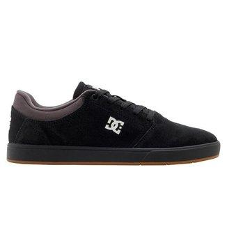 Tênis DC Shoes Crisis La Black Grey Black Masculino