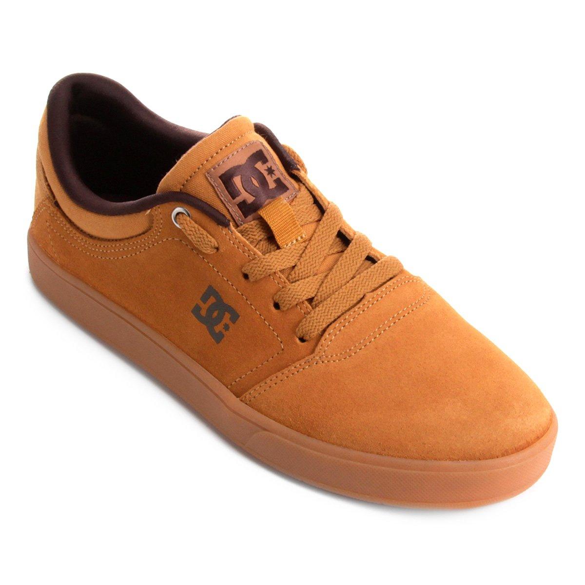 Tênis Dc Shoes Crisis LA Masculino - Mescla - Compre Agora  fb2e479967924