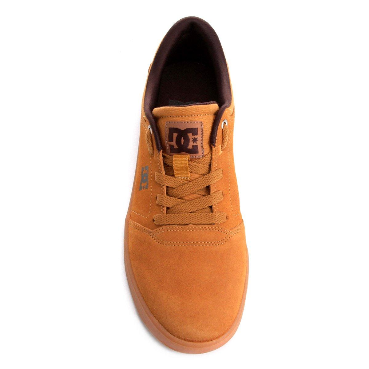 Tênis Dc Shoes Crisis LA Masculino - Mescla - Compre Agora  e5a7dbc515432