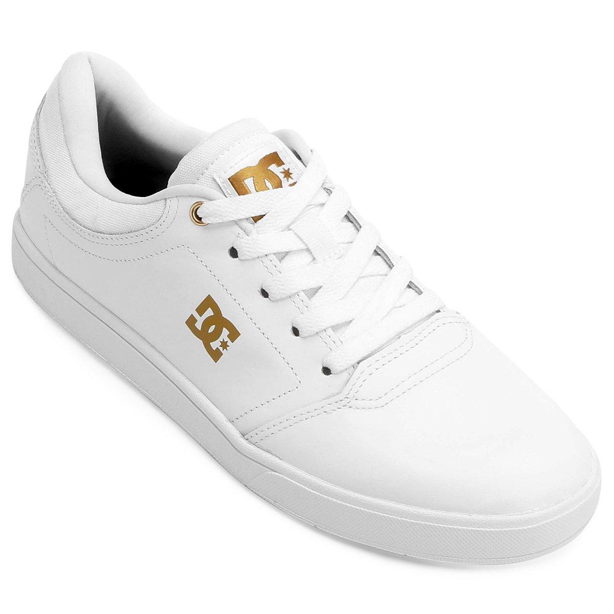 Crisis Tênis DC La Tênis DC Branco Shoes Le naPv6q