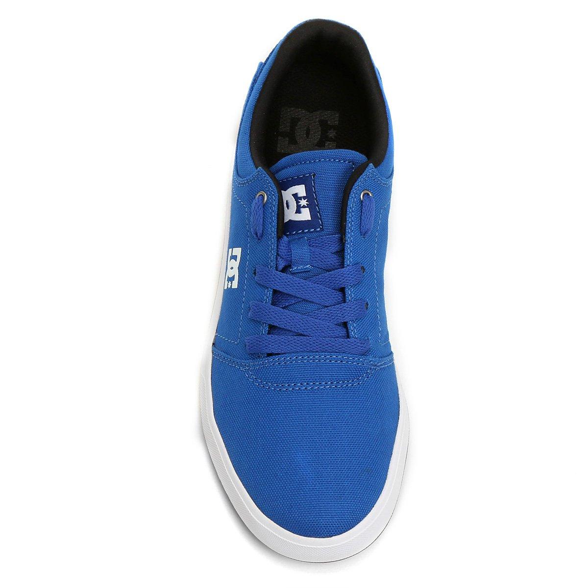 Crisis Tênis Branco M Royal Azul Shoes Tx e DC rrvqxEnF