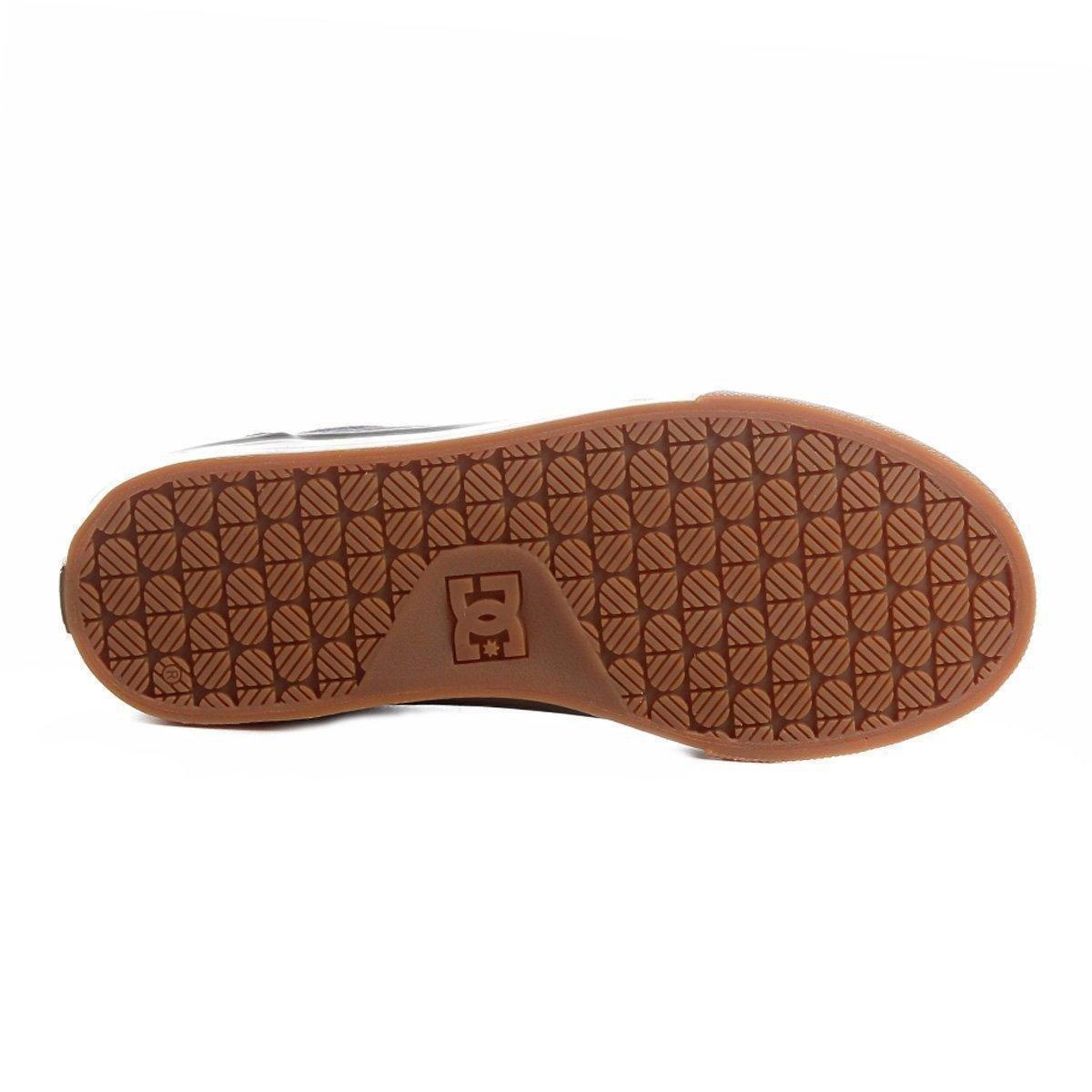 Caramelo Tênis DC Episo Preto Shoes e Tênis DC F58q10