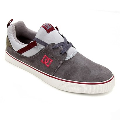 Tênis DC Shoes Heathrow Vulc Masculino