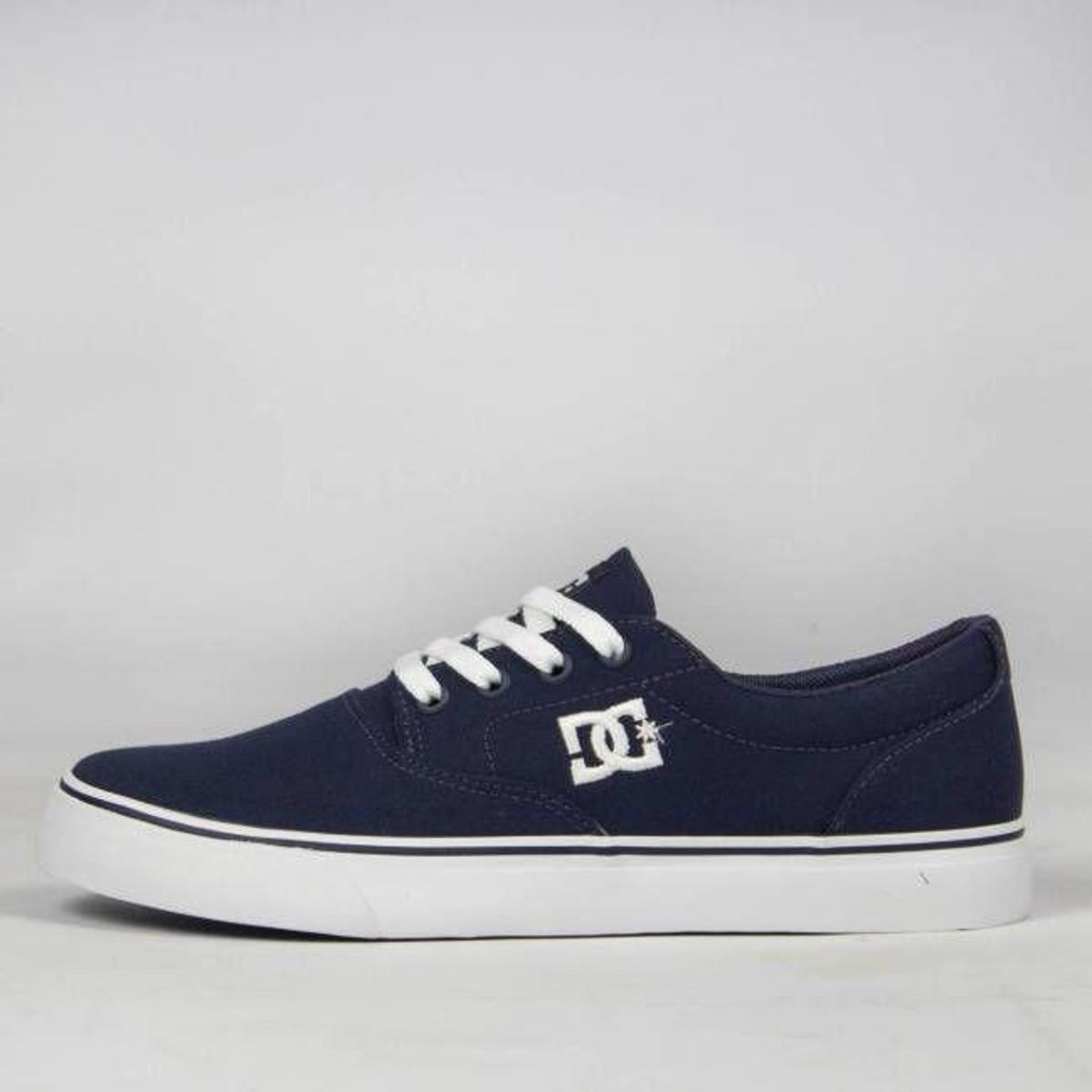 Tênis DC Shoes New Flash 2 TX - Azul