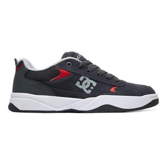 Tênis Dc Shoes Penza Imp Red Grey ADYS100509XSSR