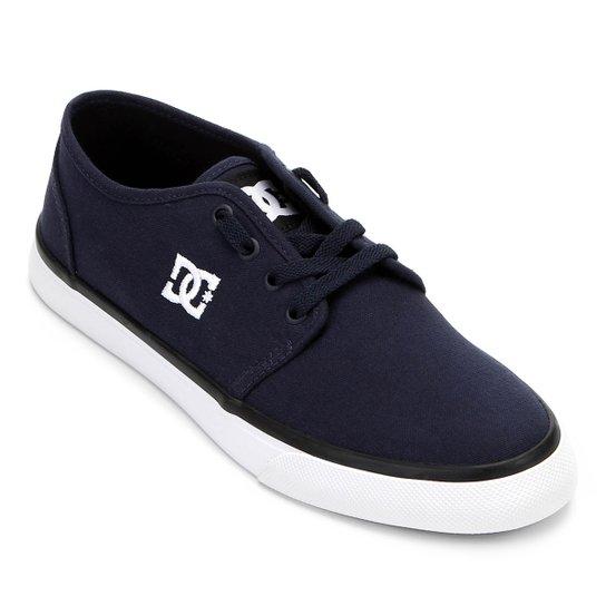 Tênis DC Shoes Studio Tx La Masculino - Azul Royal