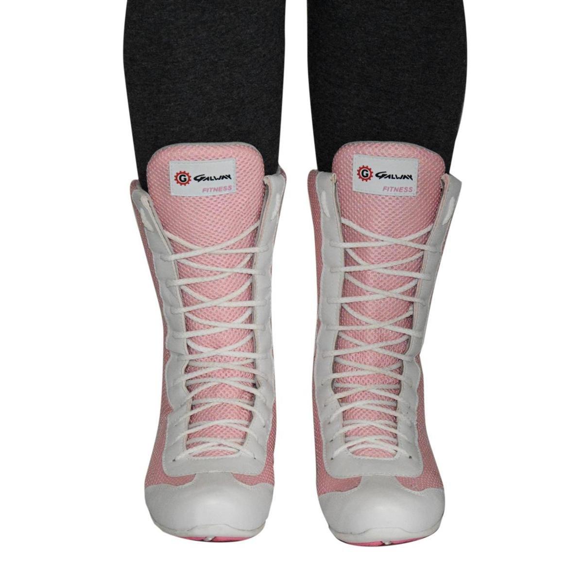 Tênis Tênis de Feminina Academia de Rosa G Fitness Way 5wH7qw