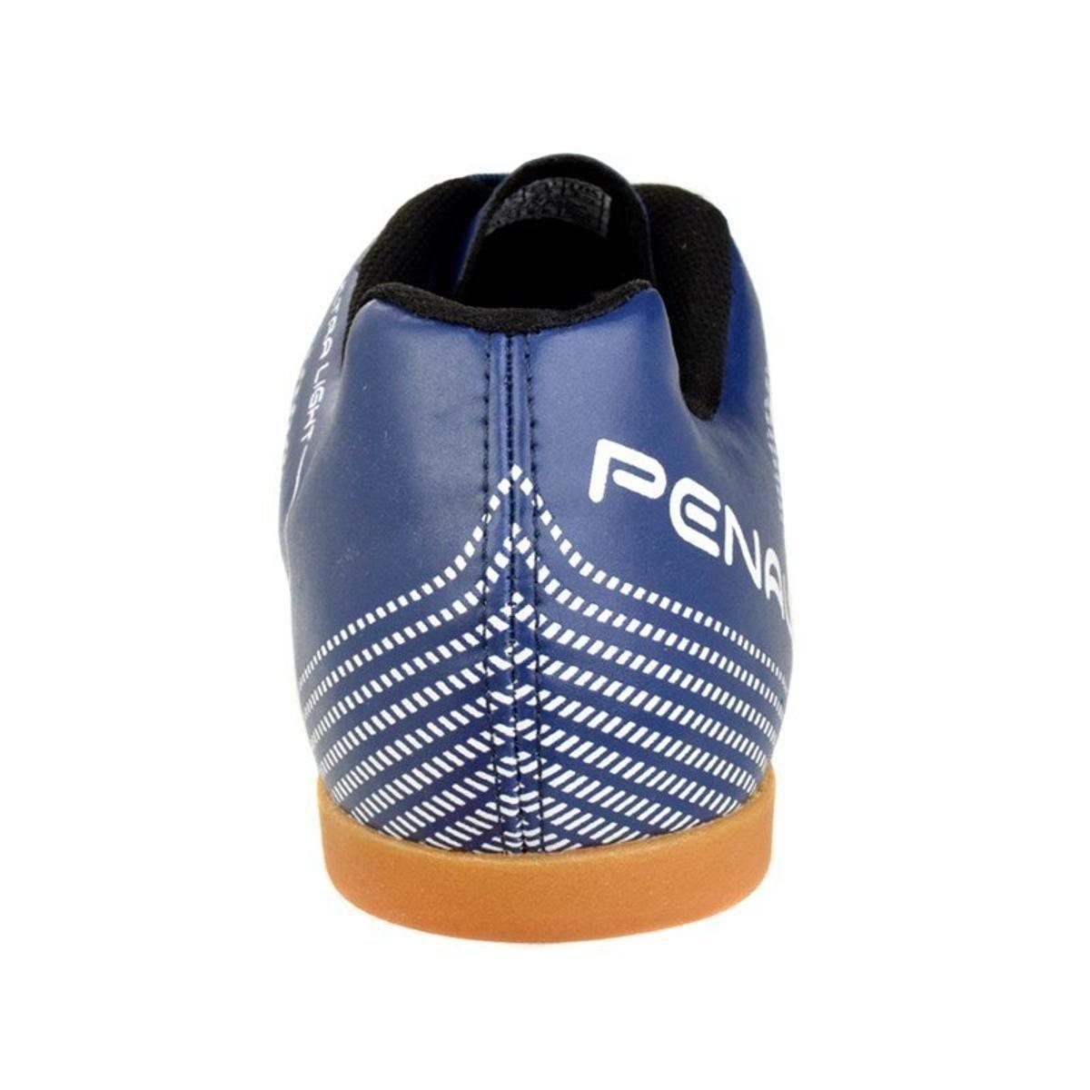 d7aa15b3a5 Tênis de Futsal Penalty Amazonas Masculino - Azul - Compre Agora ...