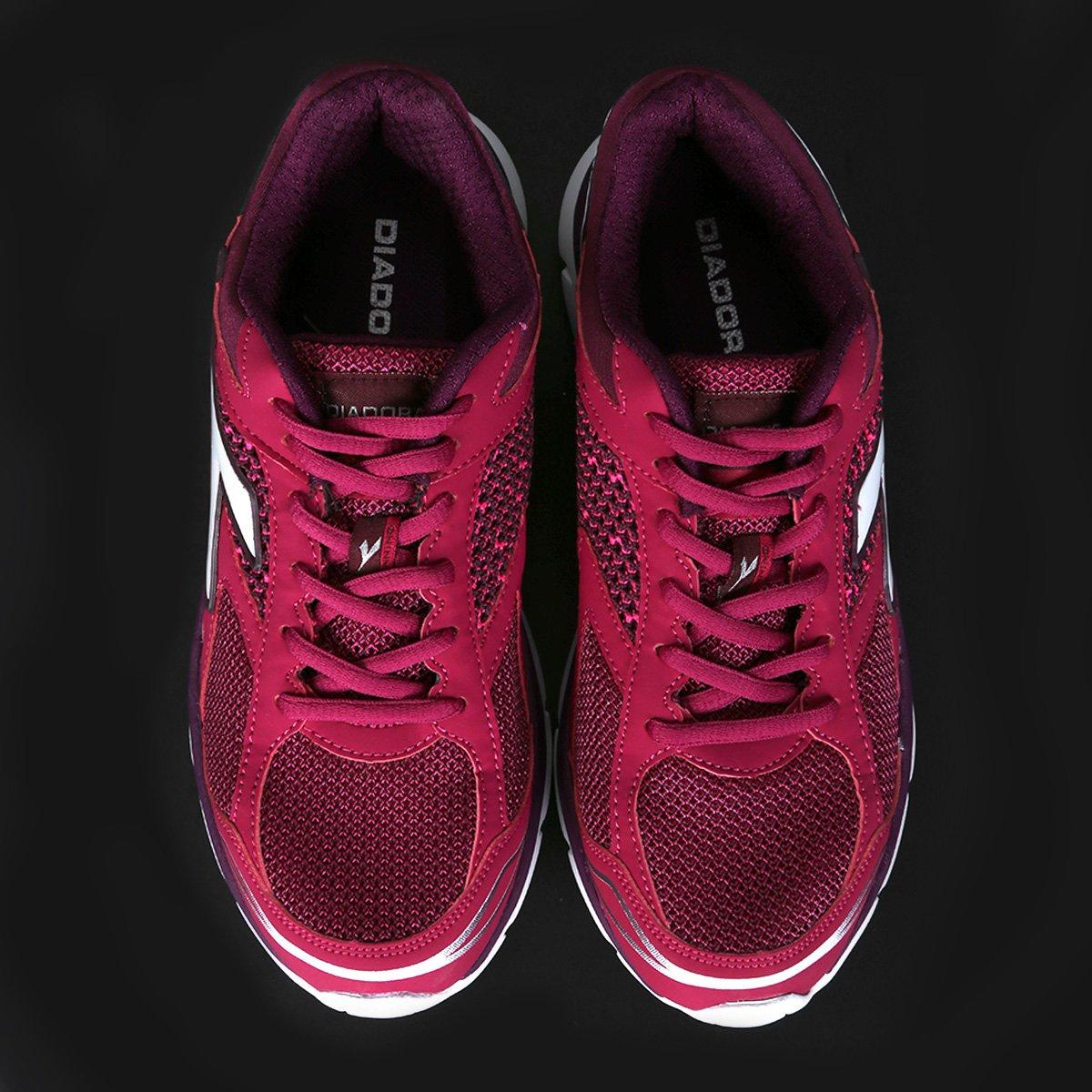 Pink e Tênis Mission Feminino Pink Roxo Diadora Tênis Mission Feminino Diadora 5zOqxTw