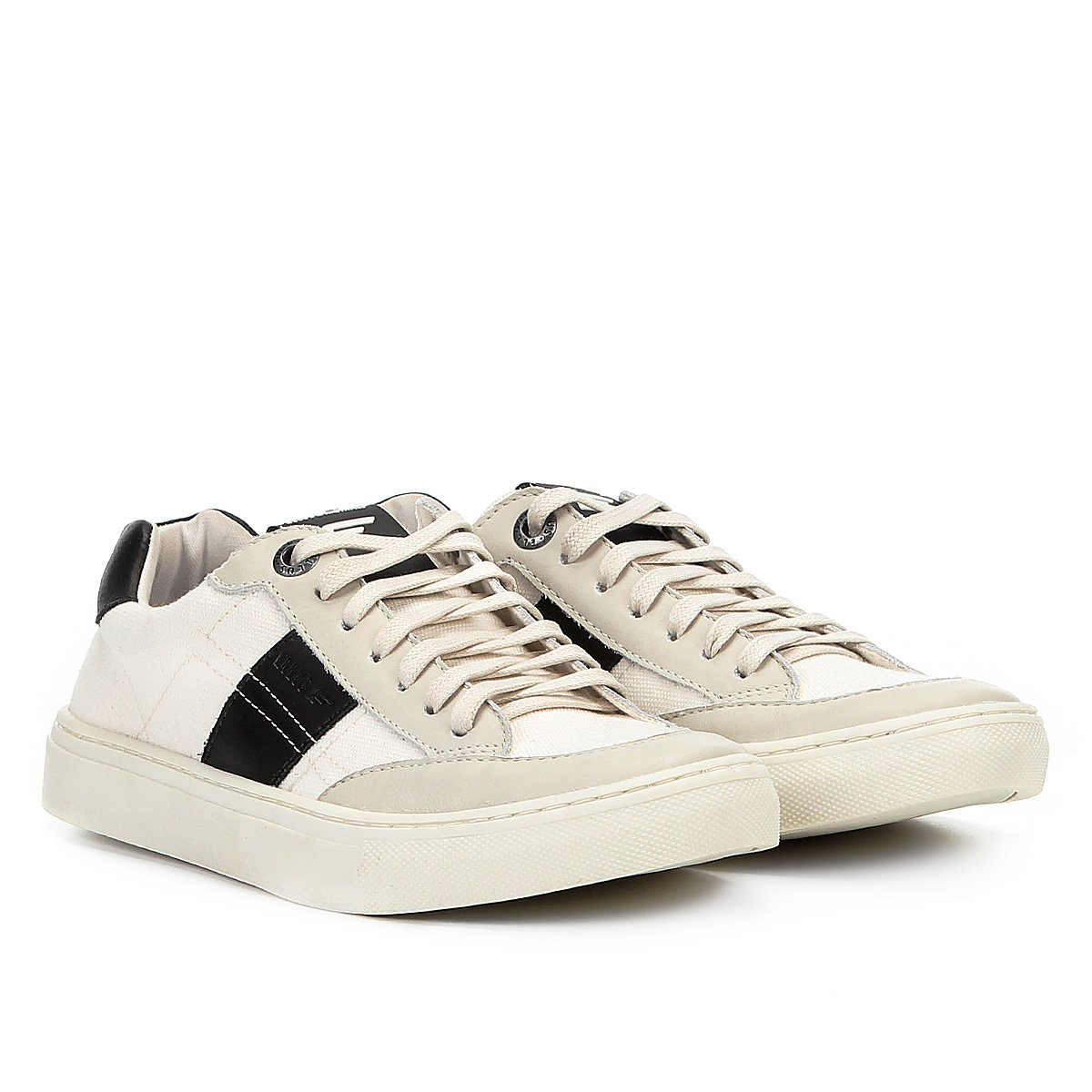 d21afe143 Tênis Ellus Solid Sunset Masculino - Off White | Netshoes