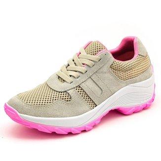 Tenis Feminino Esportivo Para Caminhada E Corrida Confortavel