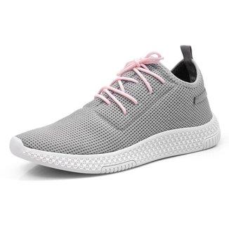 Tênis Feminino Esportivo Para Caminhada Treino