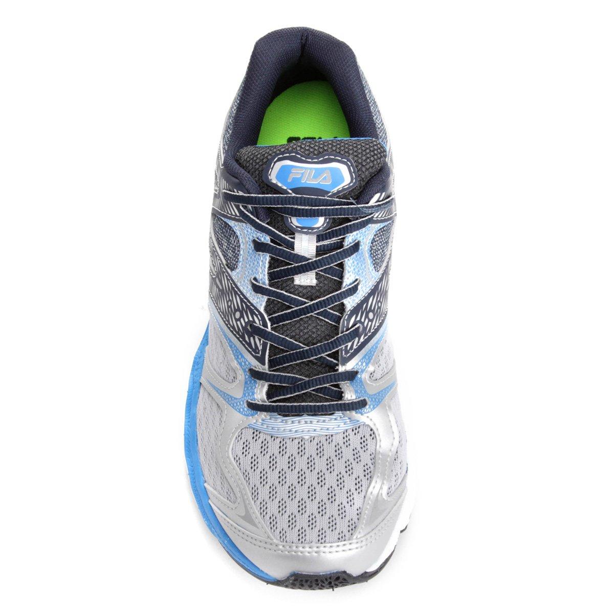 Prata Tênis Arterial Azul 0 Tênis e Masculino Fila 2 Fila fqBfR0