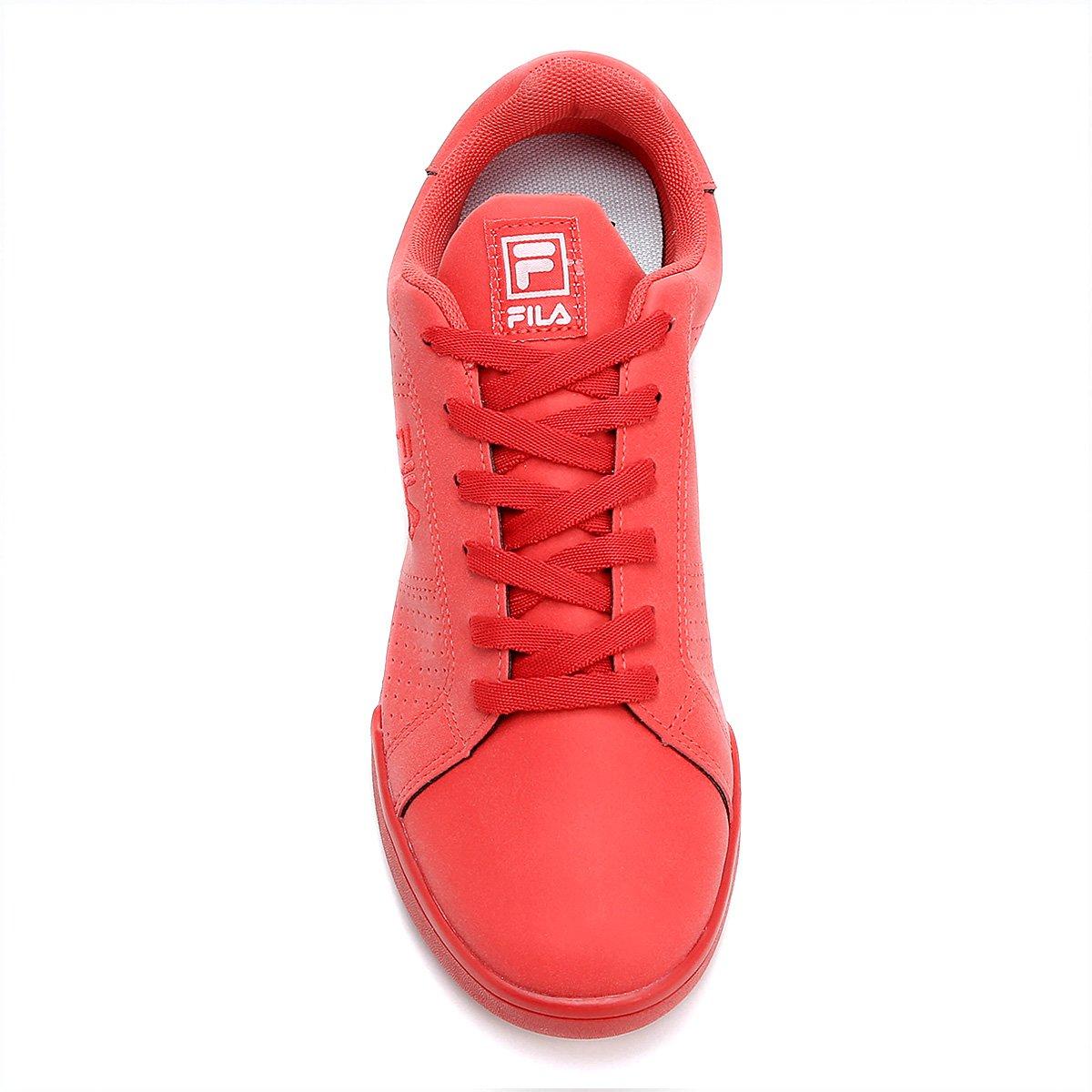 Vermelho Fila Tênis Tênis Fila Gs 89 qYEXHaE