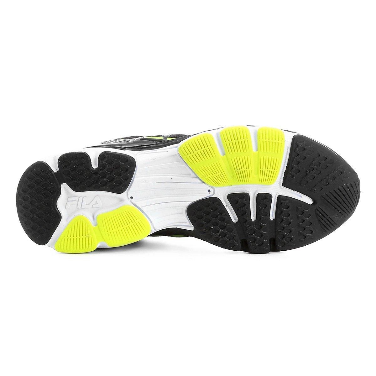 Preto Tênis Limão Verde Masculino e Holder Fila Tênis Fila 1XHSvv