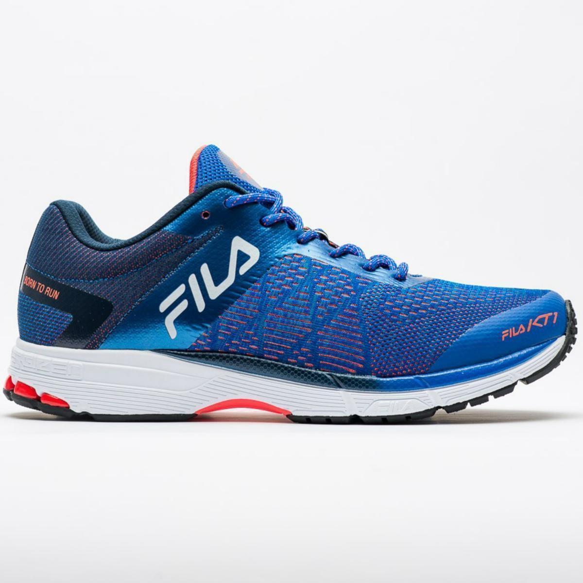 4448b999a02 Tênis Fila Kt1 Masculino - Azul e Marinho - Compre Agora