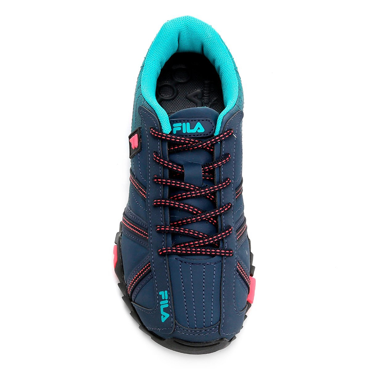 Tênis Fila Slant Force Masculino - Marinho e Pink - Compre Agora ... 755a1c12d98a3