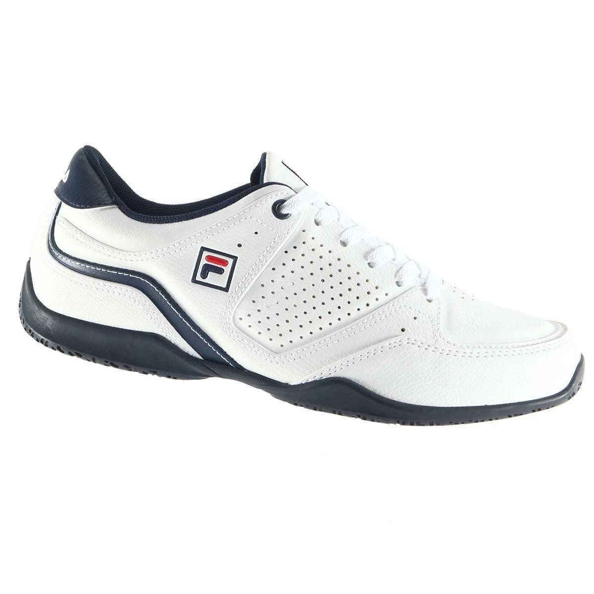 Fila Tênis Fila Branco Slice Esporte Masculino Tênis Slice wTtHCx5qw