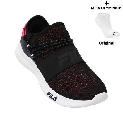 Tênis Fila Trend 2.0 Feminino + Meias Olympikus Originais