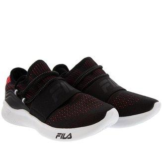 Tênis Fila Trend 2.0 Modern Comfort Esportivo Feminino Preto
