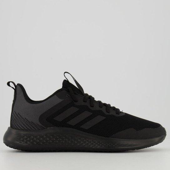 Tênis Fluidstreet Adidas - Preto
