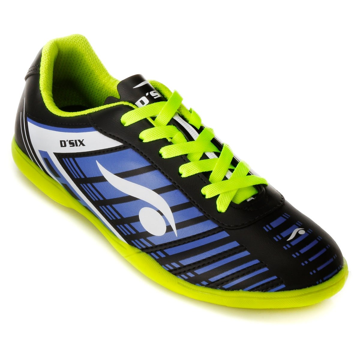 Tênis Futsal Dsix D17-6202 - Compre Agora  598954a5505d4