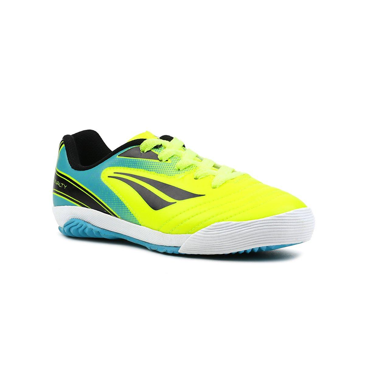 Tênis Futsal Infantil Para Menino Penalty Atf K Rocket V Amarelo - Compre  Agora  231ee87fe1dca