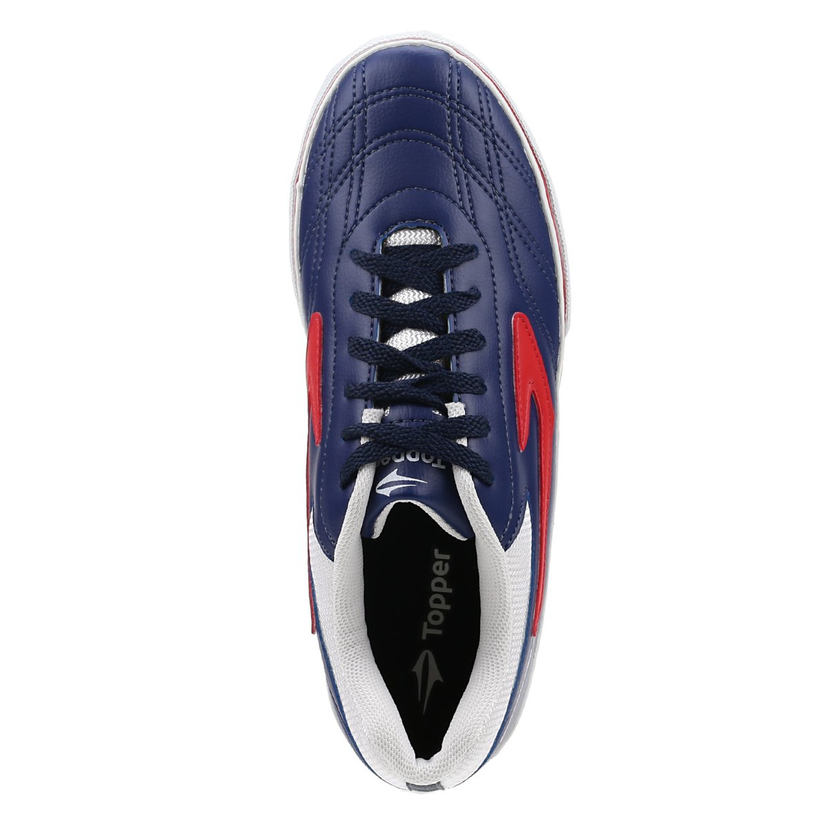 fa68569a04 Tênis Futsal Masculino Topper Dominator Iii - Compre Agora