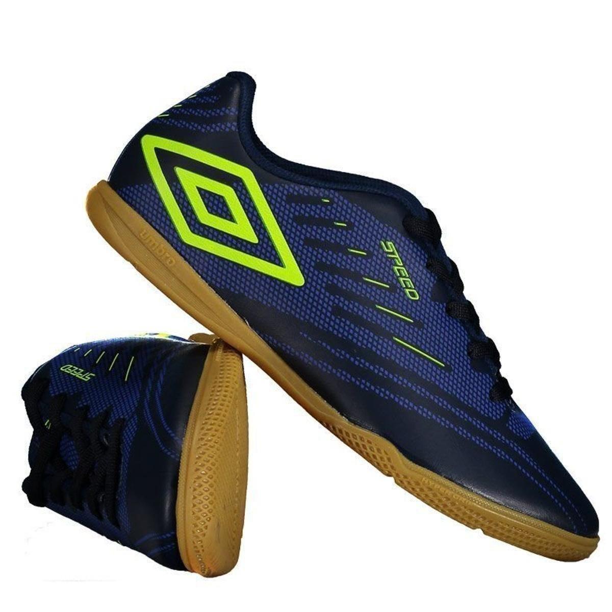 5856e3dff5 Tênis Futsal Umbro Speed Infantil - Compre Agora