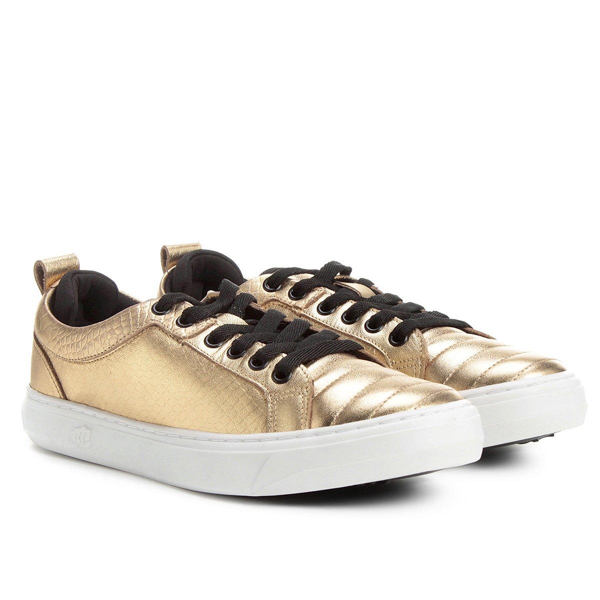 Cadarço Footwear Footwear Hardcore Tênis Tênis Hardcore Dourado xB1qXaqnw