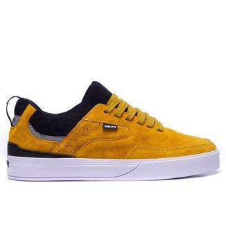 Tênis Hocks Dlc 2 Amarelo