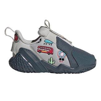 Tênis Infantil Adidas 4utere Rnr x Cleofus