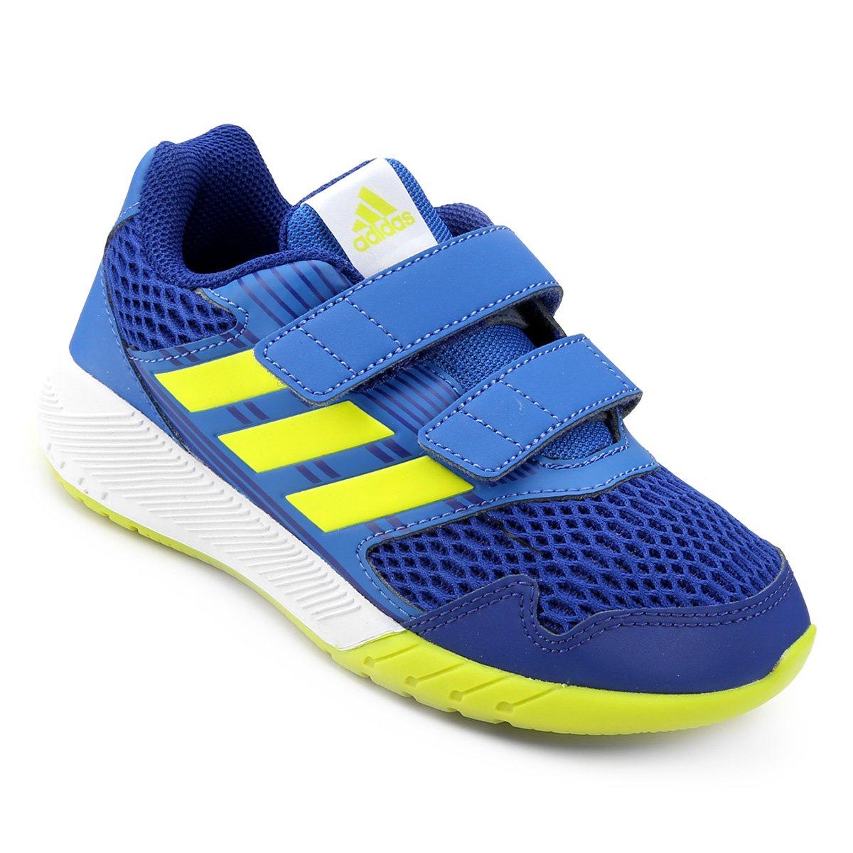 26708e8e45d5b Tênis Infantil Adidas Altarun Cf K Masculino - Compre Agora
