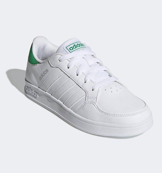 Tênis Infantil Adidas Breaknet K - Branco