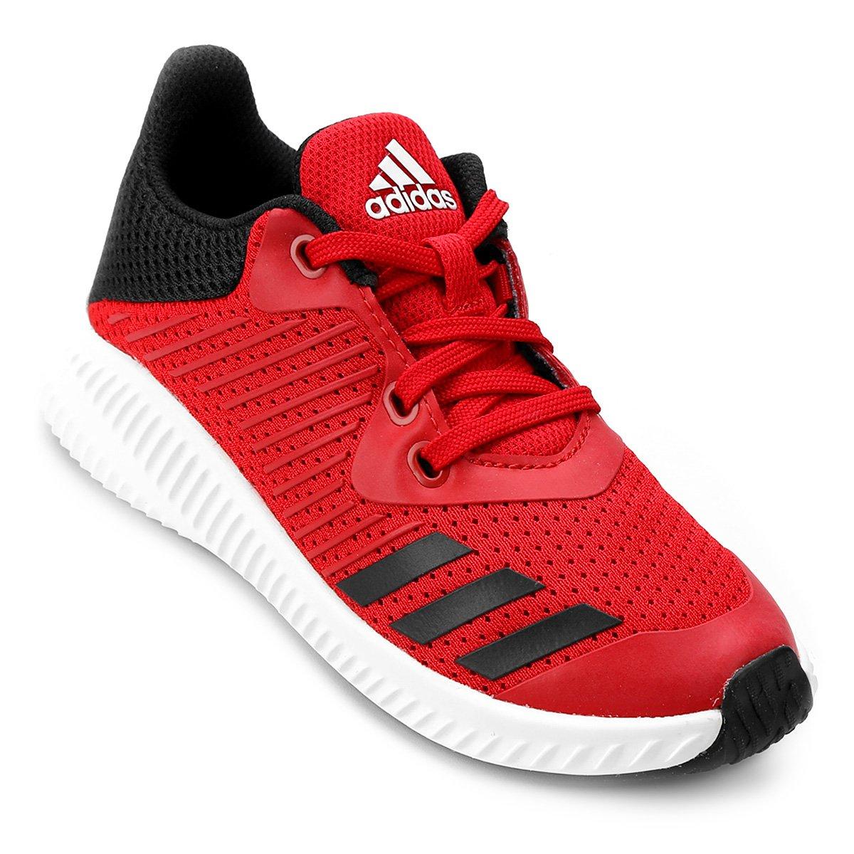 Tênis Infantil Adidas FortaRun K Vermelho
