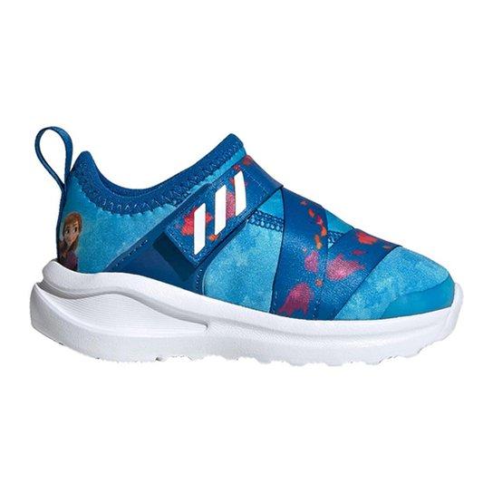 Tênis Infantil Adidas Fortarun X Frozen C - Azul